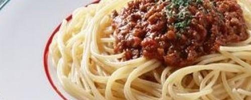 Bolonez Soslu Spagetti Thumbnail