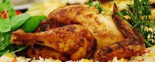 Çeşni Pilavlı Tavuk Thumbnail