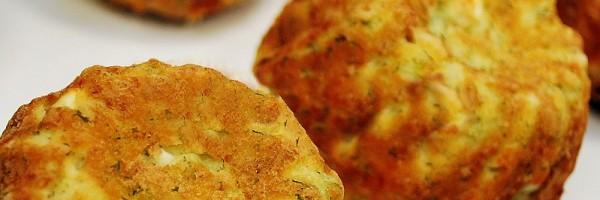 Dereotlu Peynirli Büyük Muffinler Thumbnail