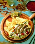 Fajita Pirinç Salatası Thumbnail