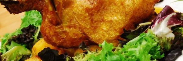 Fırında Kekikli Tavuk Thumbnail