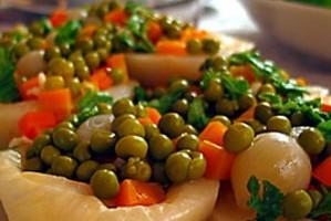 Karışık Zeytinyağlı Yemek Thumbnail