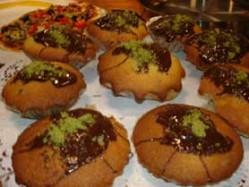 Meyveli Çikolatalı Top Kek Thumbnail