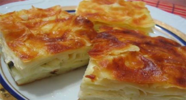 Kolay Peynirli Su Böreği Thumbnail