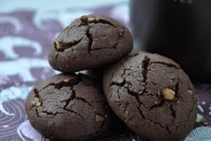 Fındıklı Kakaolu Kurabiye Thumbnail