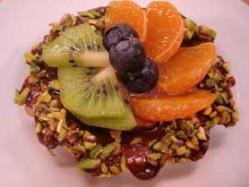 Kakaolu Meyveli Fıstıklı Tart Thumbnail